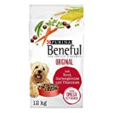PURINA BENEFUL Original Hundefutter trocken, mit Rind und...