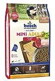 bosch HPC Mini Adult mit Lamm & Reis | Hundetrockenfutter für...