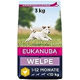 Eukanuba Welpenfutter mit frischem Huhn für kleine Rassen - Premium...
