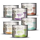 MjAMjAM - Premium Nassfutter für Hunde - Mixpaket II - mit Huhn &...