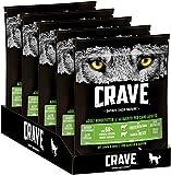 CRAVE Premium Trockenfutter mit Lamm & Rind für Hunde –...