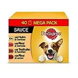 Pedigree Adult Hundenassfutter für ausgewachsene Hunde im...