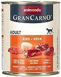 animonda Gran Carno adult Hundefutter, Nassfutter für erwachsene...