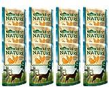 Dehner Best Nature Hundefutter Adult, Geflügel und Ananas mit Reis,...