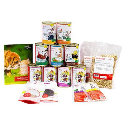 ANIfit Schnupperpaket für Hunde