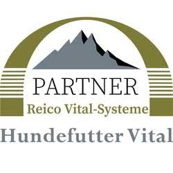 Reico Hundefutter Banner